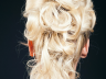 Faux Hawk Updo Primp Style Lounge