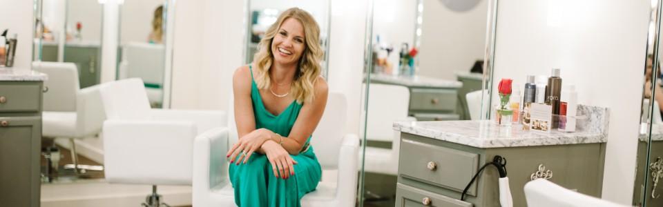 Shannon Kessler Owner Primp Style Lounge