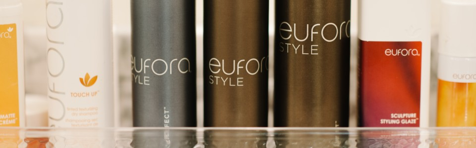 Eufora Hair Products Primp Style Lounge Louisville KY