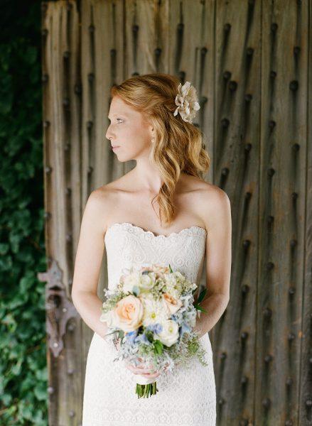 Natural Bride, Louisville Wedding, Louisville Wedding Hair