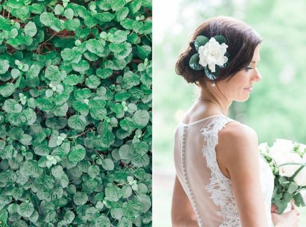 Floral Bride Primp Style Lounge